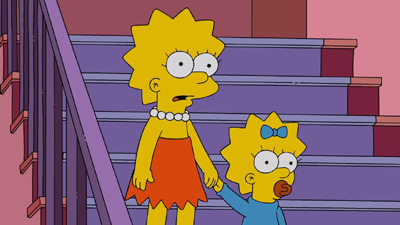 The Simpsons 30x16 : I Want You (She's So Heavy)- Seriesaddict